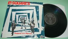 The Squares - Trapped In A Square - 1991 UK Hangman Records Vinyl LP