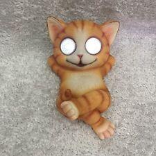Solarleuchte Solar Tier als Katze Deko Gartendekoration Beleuchtung Figur