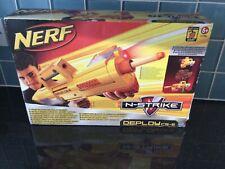 Nerf N-Strike Deploy CS-6 NEW Pump Handle Blaster Flashlight Darts Outdoor Toy
