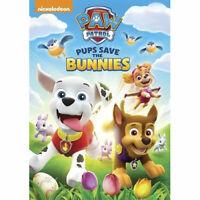 Paw Patrol: Pups Save the Bunnies DVD