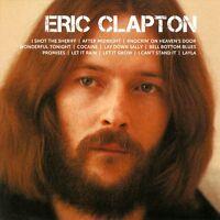 Eric Clapton - Icon [New & Sealed] CD