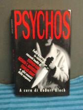 Bloch PSYCHOS - Euroclub I° ed 1999 racconti King Grant Matheson HORROR