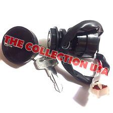 Ignition Key Switch Yamaha Warrior 350 Yfm350x 2002 2003 2004 2 Pin Plug