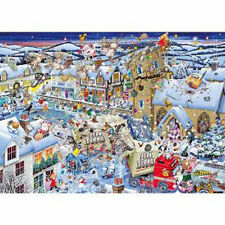 Gibson Christmas Puzzles