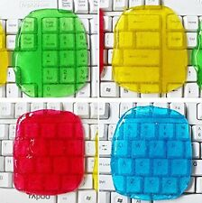2 Packs Multi-function Keyboard Cleaning Gel Sticky Jelly Computer Dust Remover