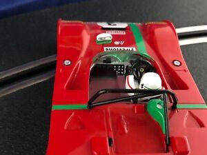 Bonus Auction 1/32  Slot.it Ferrari 312 PB Targa Florio Winner one car from KW01