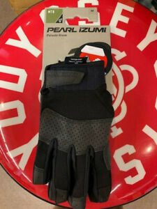 Pearl Izumi MTB Pulaski Glove- Black or Yellow- Multiple Sizes