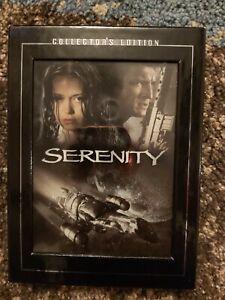SERENITY Collector's Edition DVD Box Set