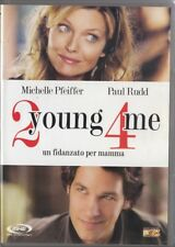 2 young 4 me. Un fidanzato per mamma (2007) DVD - EX NOLEGGIO