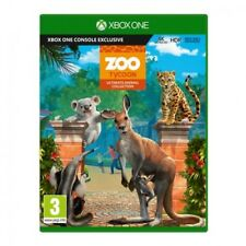 Zoo Tycoon Ultimate Animal Collection Xbox One Game - Brand New!