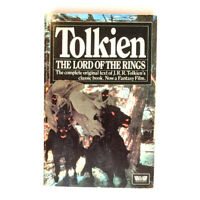 The Lord of the Rings - Tolkien - Unwin Paperback 1978 1st Ed Thus
