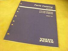 "VOLVO 1997 OEM Parts Catalog 7.4/8.2  ""LK"" Model  #7797420-2 FINAL EDITION 3-F-2"