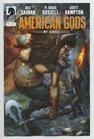 AMERICAN GODS: MY AINSEL #1 #2 #3 #4 DARK HORSE comics NM 2018 Neil Gaiman ⭐