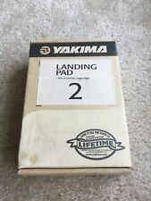 Yakima Landing Pad 2, 1 Pair Control Tower Bases PN00222 BNIB