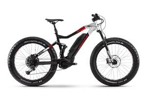 2020 Haibike Xduro FullFatSix 10.0 Yamaha RockShox E Bike Electric bicycle
