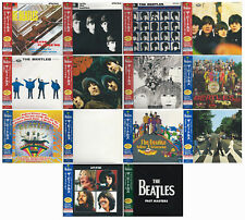 The Beatles - 14 CD Japan 2009 Ltd. Ed. in Digipak TOCP-71001~16 VERY RARE OOP!!