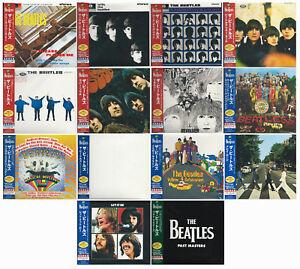 The Beatles - 14 CD Japan 2009 Ltd. Ed. in Digipak TOCP-71001~16 VERY RARE OOP!!