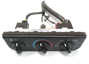 99-03 Ford F150 A/C Heater Control Switch Unit H22