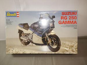 Revell 7925 Suzuki Rg 250 Gamma Motorcycle Plastic Model Kit 1:12 Boxed (MF14)