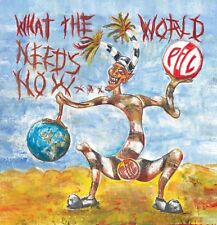 PiL - What The World Needs Now (Public Image Limited) (NEW CD)