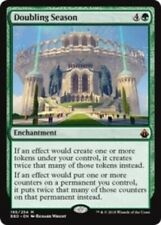[1x] Doubling Season - Foil [x1] Battlebond Near Mint, English -BFG- MTG Magic