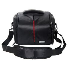 Men's DSLR Digital Camera Bag Women Single Shoulder Black Messenger Sling Bags
