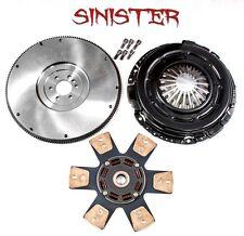 Hawks Sinister Stage 2 Clutch Kit w/ Billet Steel Flywheel LS1 LS2 LS3 LS6