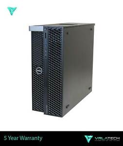 DELL T7820 Workstation 8GB RAM  Silver 4112 3x 4TB & 256GB K2200