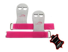 New LaGurro Gymnastics Grips - Pink - Size  M  Free Shipping