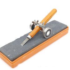 High Speed Steel Wood Turning Lathe Tools Chisel Gauge Woodworking Tool Kit