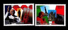 VATICANO - 1995 - I viaggi del Papa nel mondo nel 1994 e le viste pastorali