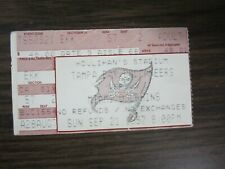 1997 MIAMI DOLPHINS vs Tampa Bay Buccaneers Ticket Stub From 9/21/97