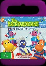 E20 BRAND NEW SEALED Backyardigans - The Secret Of Snow (DVD, 2010)