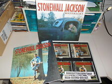 CD Country Stonewall Jackson-Waterloo - 4cd BOX - (123) canzone Bear FAMILY Rec