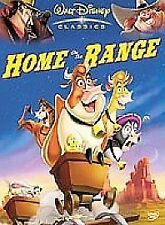 Walt Disney's Home On The Range Dvd Brand New & Factory Sealed