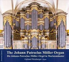 Gerhard Weinberger, orgue The Johann Partoclus Möller Organ, New Music