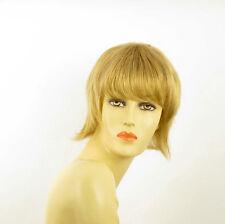 Perruque femme courte blond doré NINA 24B