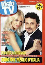 Visto Tv.Enrico Brignano & Liz Solari,Giorgio Borghetti,Flavia Vento,hhh