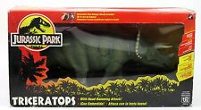 Jurassic Park - Triceratops Dinosaur Action Figure with Head-Ramming Attack