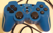 GIOTECK VX1PS3-12 SONY PLAYSTATION 3 PS3 BLUE TURBO CONTROLLER