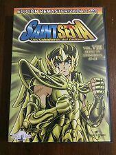 SAINT SEIYA CABALLEROS DEL ZODIACO VOL 8 - 2 DVD - EPS 57 A 64 - SELECTA VISION