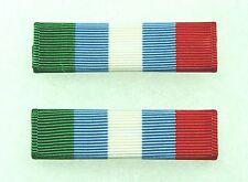 United Nations medal, 2 service ribbons, Bosnia-Herzegovina, UNMIBH/IPTF
