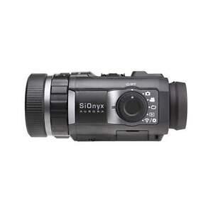 SiOnyx Aurora Black Colour Night Vision Camera