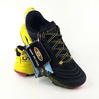 La Sportiva Akasha Black Yellow Trekking Trail Running Shoes Mens 9.5 EUR 42.5