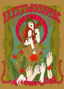 NEW Fleetwood Mac Poster SKU 39859