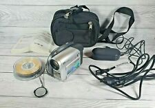 Samsung DVD Camera Recorder VP-DC161 Boxed with spare DVD Discs and more