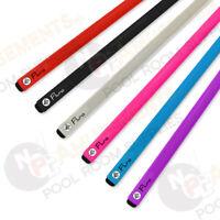 "NEON Colourful 57"" 2 Piece Pool Snooker Billiard Cue Stick Choose Colour Gift"