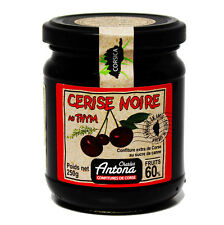 Black Cherry and Thyme Jam from Corsica 250g