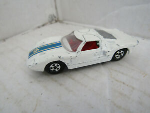 MATCHBOX LESNEY SUPERFAST FORD GT40 ,41c, c1969