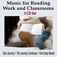 PIANOSCAPES 3 CD SET: Relaxing Solo piano Moods for Relaxation & Deep Sleep -NEW